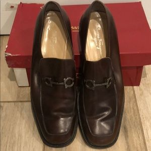 Salvatore Ferragamo Men's Studio Loafer US 14D